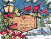 Christmas Cards, All Hearts Come Home for Christmas, Box of 18
