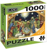 Nativity, 1000 Piece Jigsaw Puzzle