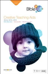 Bible-in-Life/Echoes: Toddler Creative Teaching Aids, Winter 2018-19