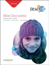 Bible-in-Life: Elementary Bible Discoveries Student Book, Winter 2018-19