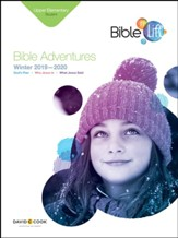 Bible-in-Life: Upper Elementary Bible Adventures (Student Book), Winter 2019-20