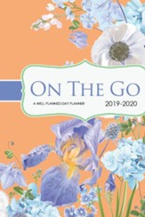On the Go: A Well-Planned Day Planner (July 2019 - June  2020)