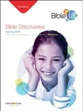 Bible-in-Life: Elementary Bible Discoveries Student Book, Spring 2019