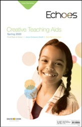 Echoes: Upper Elementary Creative Teaching Aids, Spring 2020