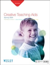 Wesley: Elementary Creative Teaching Aids, Spring 2020