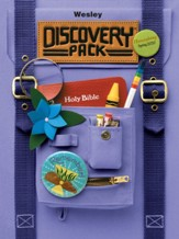 Wesley: Elementary Discovery Pack, Spring 2020