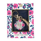 Best Mom Ever Keychain, Boxed
