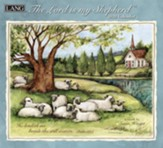 2020 The Lord Is My Shepherd Wall Calendar