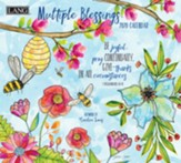 2020 Multiple Blessings Wall Calendar
