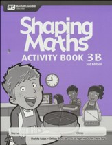 Shaping Maths Activity Book 3B (3rd  Edition)