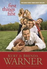 First Things First: The Rules of Being a Warner - eBook