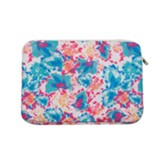 Peony Sorbet, Canvas Laptop Sleeve