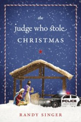 The Judge Who Stole Christmas - eBook