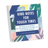Kind Notes for Tough Times Handout Card Booklet, 30 Cards