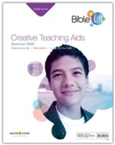 Bible-in-Life: Middle School Creative Teaching Aids, Summer 2020