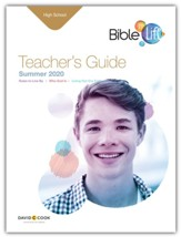 Bible-in-Life: High School Teacher's Guide, Summer 2020