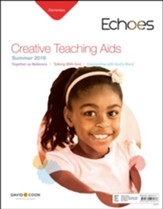 Echoes: Elementary Creative Teaching Aids, Summer 2019