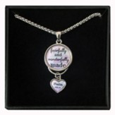 Fearfully and Wonderfully Made 2 Charm Necklace
