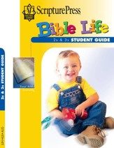 Scipture Press: 2s & 3s Bible Life (Student Book), Summer 2018