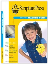 Scripture Press: Primary Grades 1-2 Teaching Guide, Summer 2020