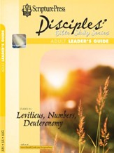 Scipture Press: Disciples Bible Study Adult Leader's Guide, Summer 2018