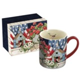 Feathered Pride, Gift Boxed Mug