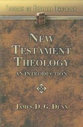 New Testament Theology: An Introduction - eBook