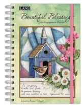 2020 Bountiful Blessings Spiral Engagement Planner