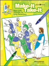 Bible-in-Life: Early Elementary Make It/Take It (Craft Book), Summer 2019