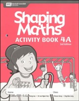 Shaping Maths Activity Book 4A (3rd  Edition)