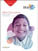 Bible-in-Life: Elementary Bible Discoveries (Student Book), Summer 2019