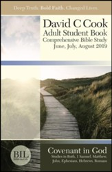 Bible-in-Life: Adult Student Book, Summer 2019