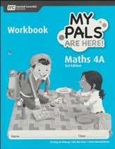 MPH Maths Workbook 4A (3rd Edition)