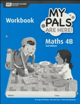 MPH Maths Workbook 4B (3rd Edition)