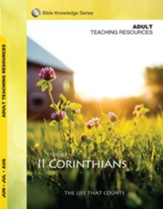 Scipture Press: Bible Knowledge Adult Teacher's Resource Packet, Summer 2018