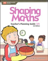 Shaping Maths Teacher's Planning  Guide 3A (3rd Edition)