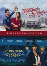 Christmas in the Smokies/Christmas on the Coast, 2 DVD Pack