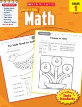 Scholastic Success with Math, Grade 1