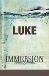 Immersion Bible Studies: Luke - eBook