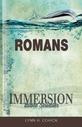 Immersion Bible Studies: Romans - eBook