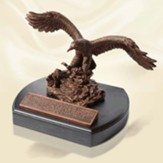 Eagle--Moments of Faith Sculpture