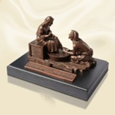 Moments of Faith Humble Servant Sculpture