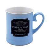 Poderosas, Taza, Coleccion Valentia (Powerful, Mug)