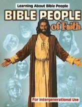 Bible People of Faith - eBook
