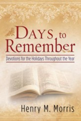 Days to Remember - eBook