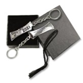 2021 Graduation Key Ring with Mortarboard Gift Box