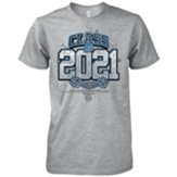 Class of 2021 T-Shirt, Large