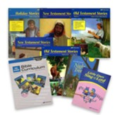 Abeka Homeschool Preschool Bible Kit (Two- and Three-Year-Old Kit)