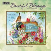 2021 Bountiful Blessings Mini Wall Calendar