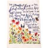 Steadfast Love, Tea Towel